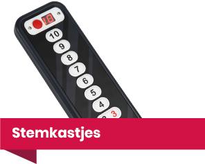 Stemsysteem verhuur Groningen