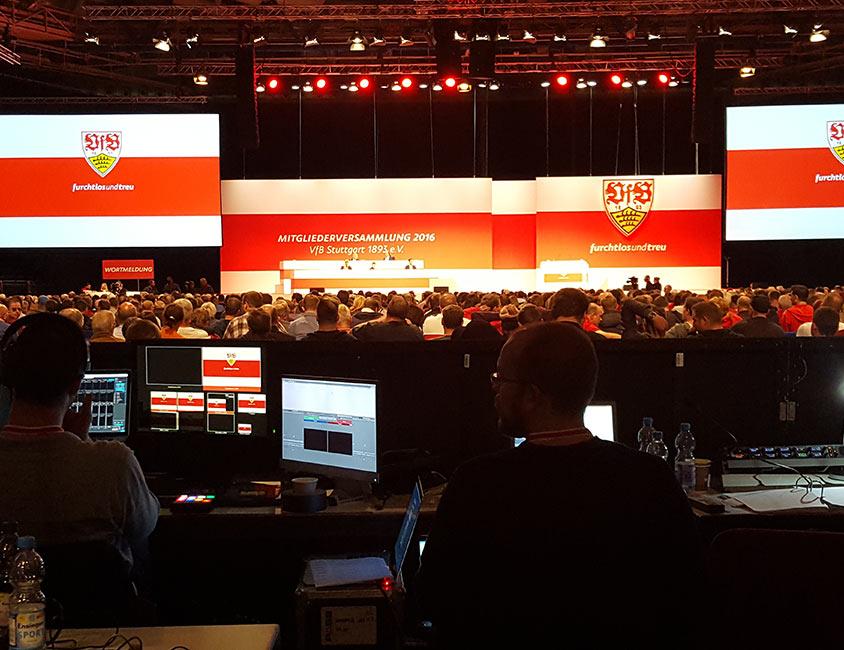 Mittgliederversammlung VfB Stuttgart 2016