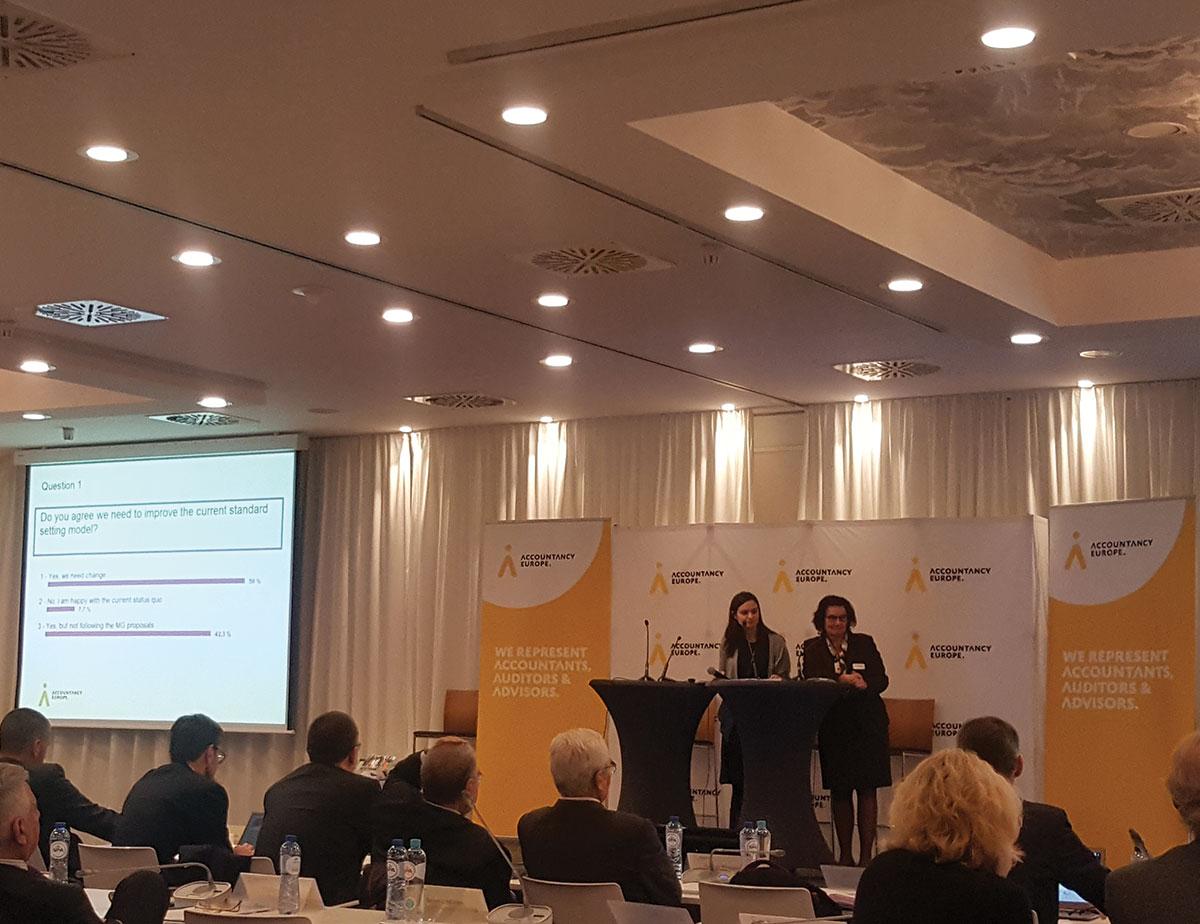 Accountancy Europe presentatie
