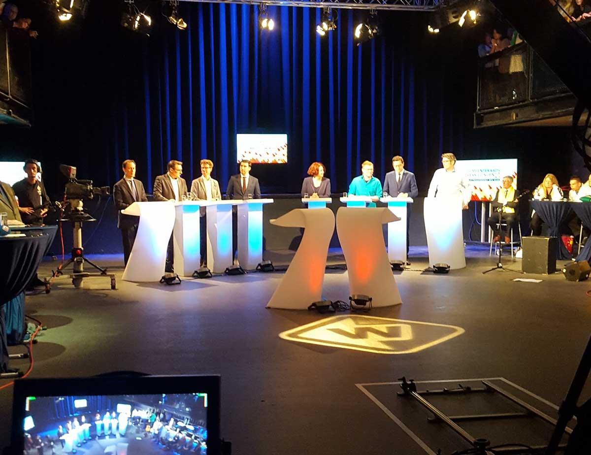 lijsttrekkersdebat Den Haag